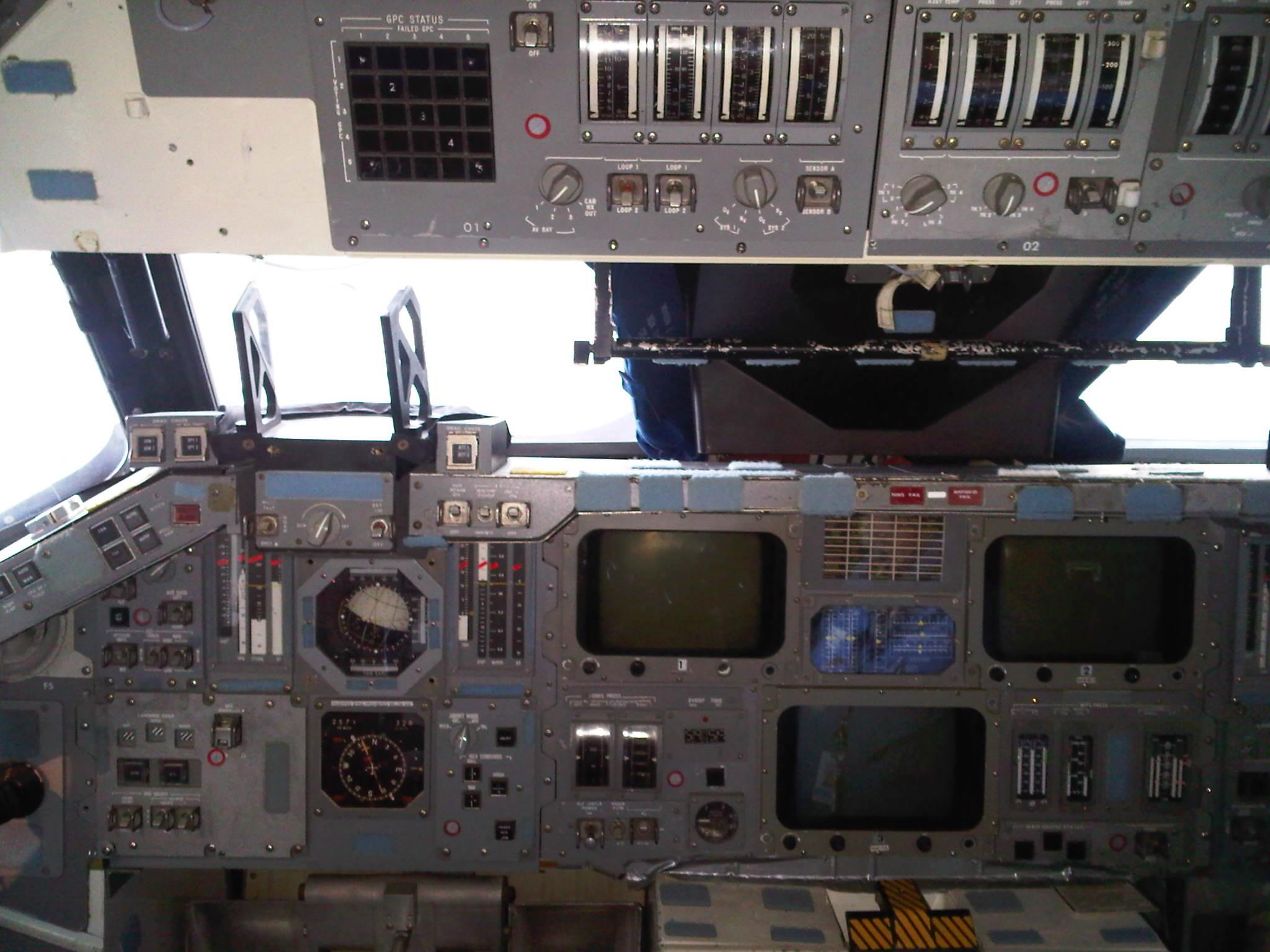 ShuttleCockpit
