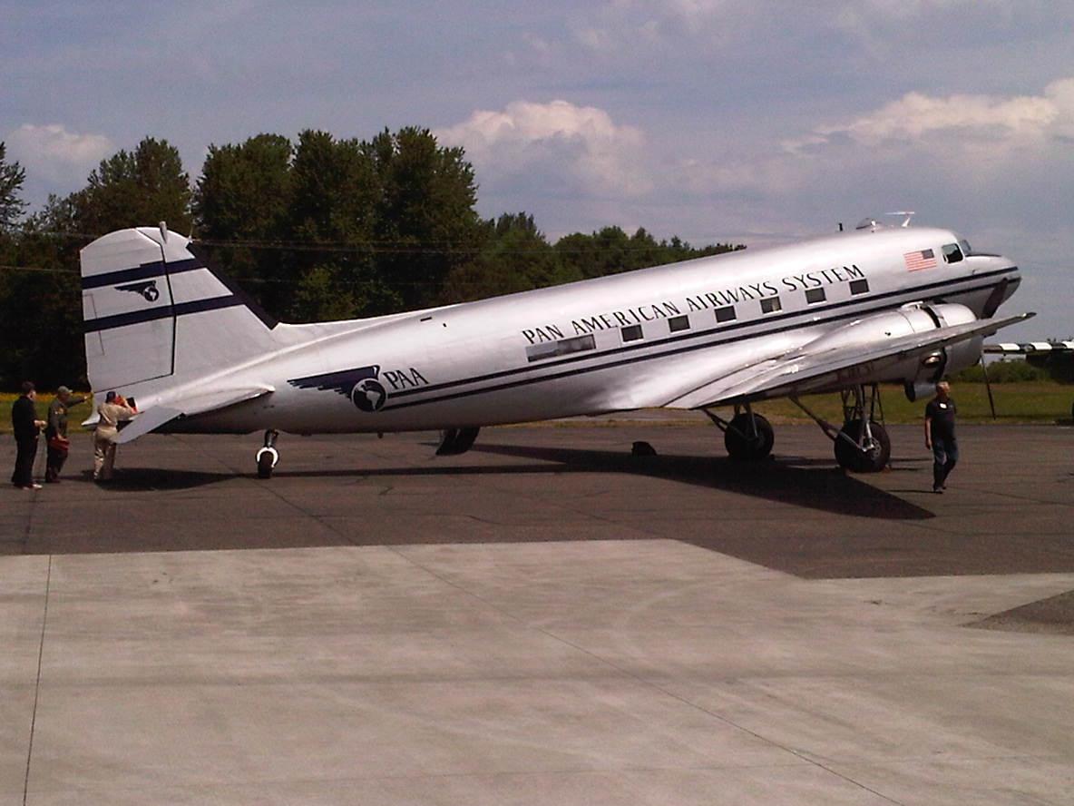 PA DC-3