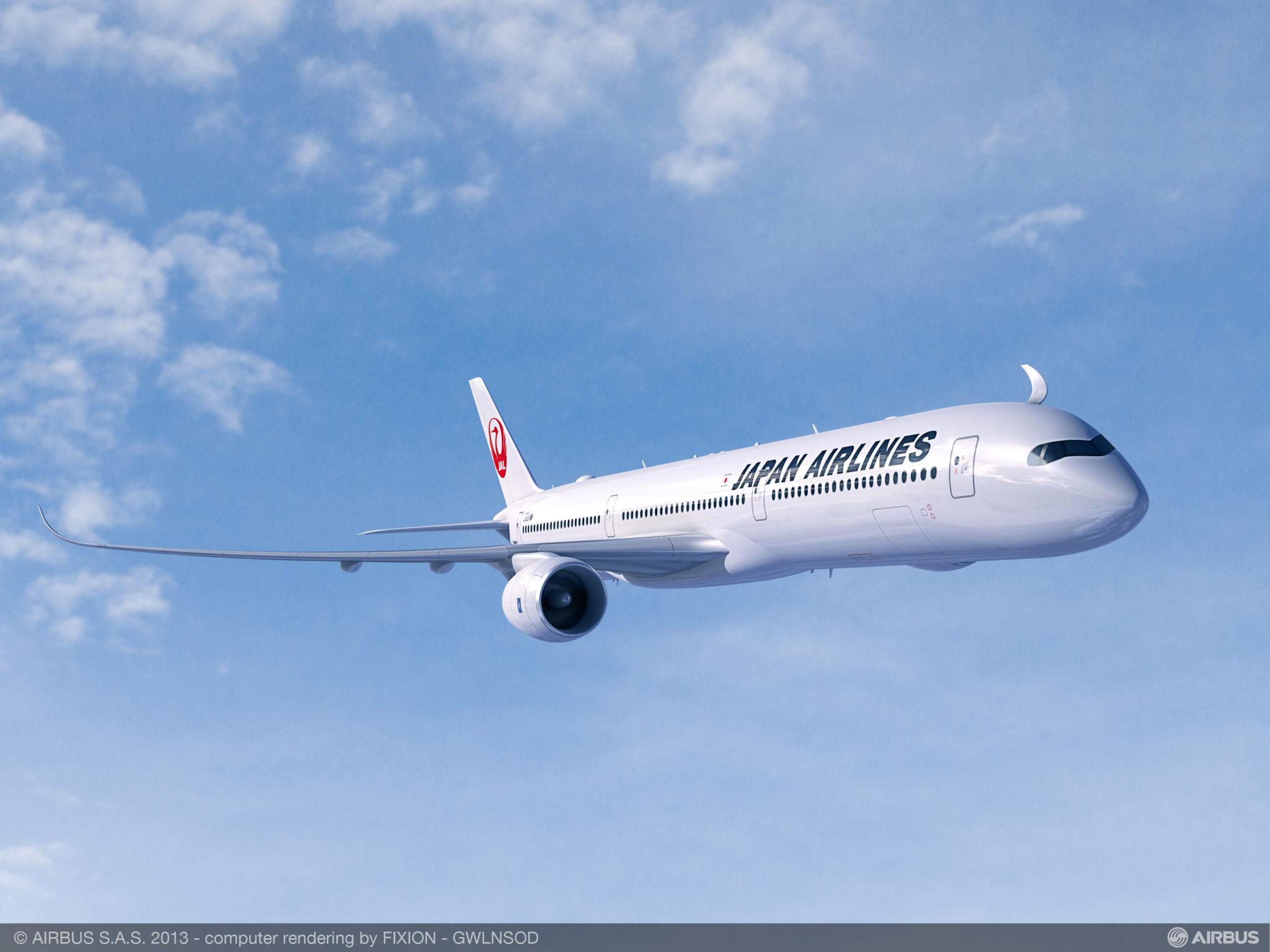 JAL A350-1000