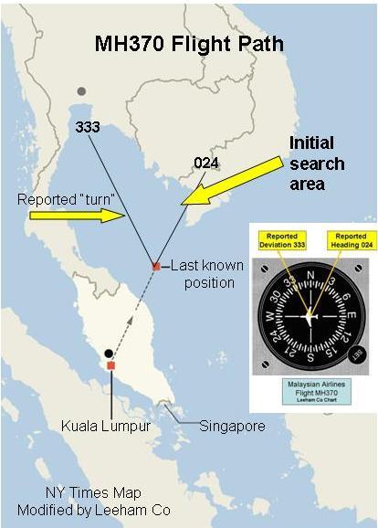 MH370 Gulf Thailand_1