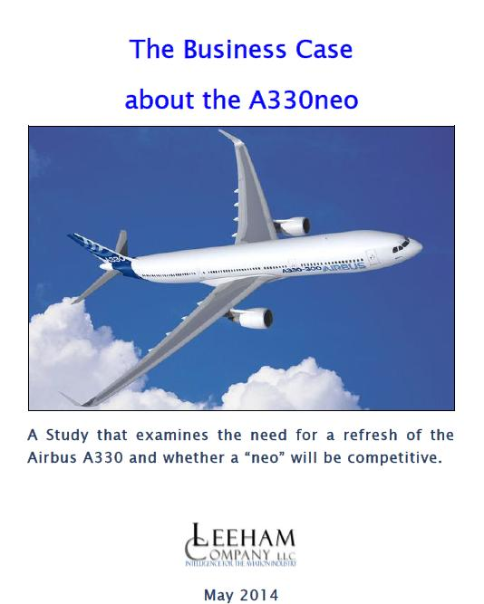 This 60 Page Study analyzes the economics of the A330neo vs the A330 Classic and the Boeing 787-8/9. This Study was not sponsored by any company, providing a completely unbiased, independent analysis. Leeham Co. determined last year that the Business Case for the A330neo exists. We were the first consultancy to publicly make this determination.
