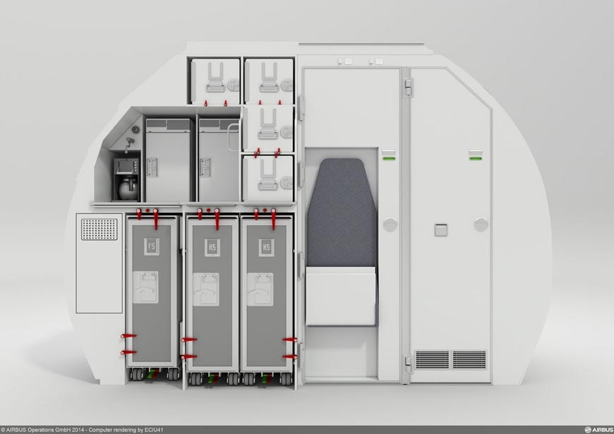 Odds and ends delta airbus zodiac unveil a320 interior for What is flex space
