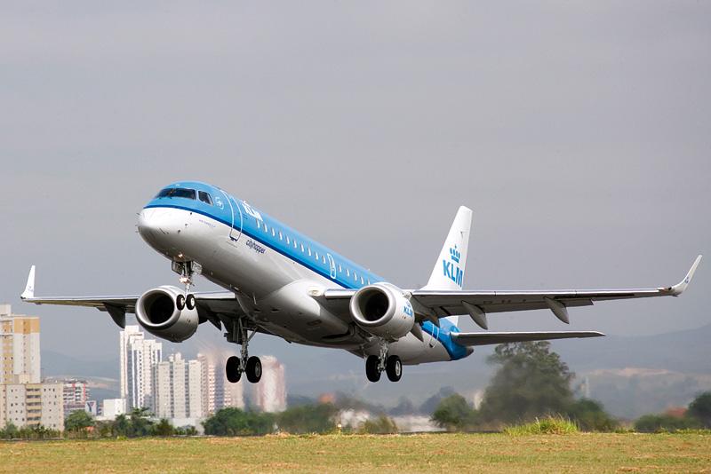 KLM E-jet