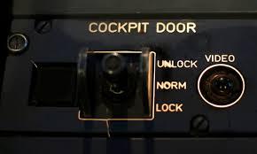 A320 door lock