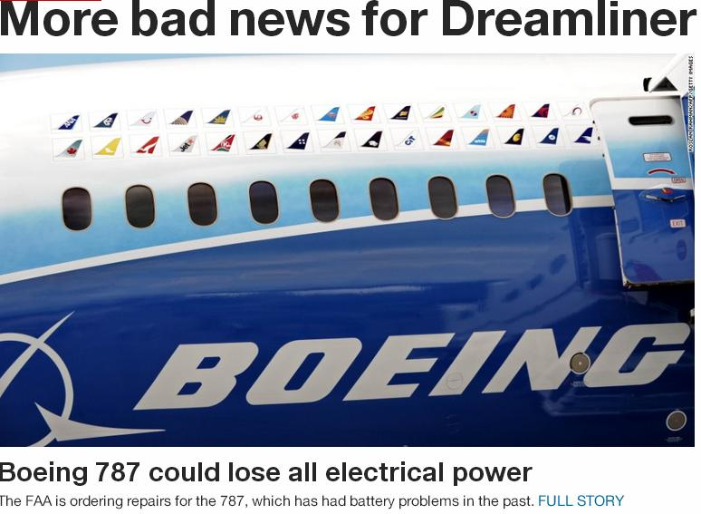 Pontifications the a380 airbus and boeing leeham news and comment even though there are more than 250 boeing 787s in service the strategic industrial and early design blunders continue to dog the airplane fandeluxe Image collections