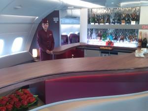 QR A380 Bar 2