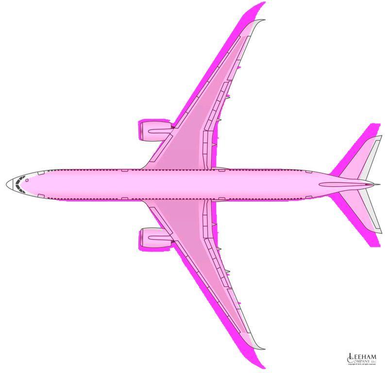 777-8X vs A350-1000 small