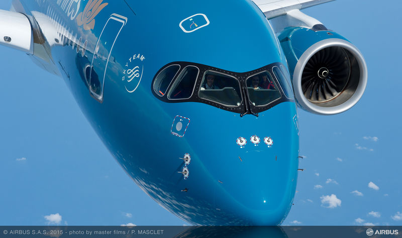 A350_XWB_Vietnam_Airlines_in_flight_6_close_up_
