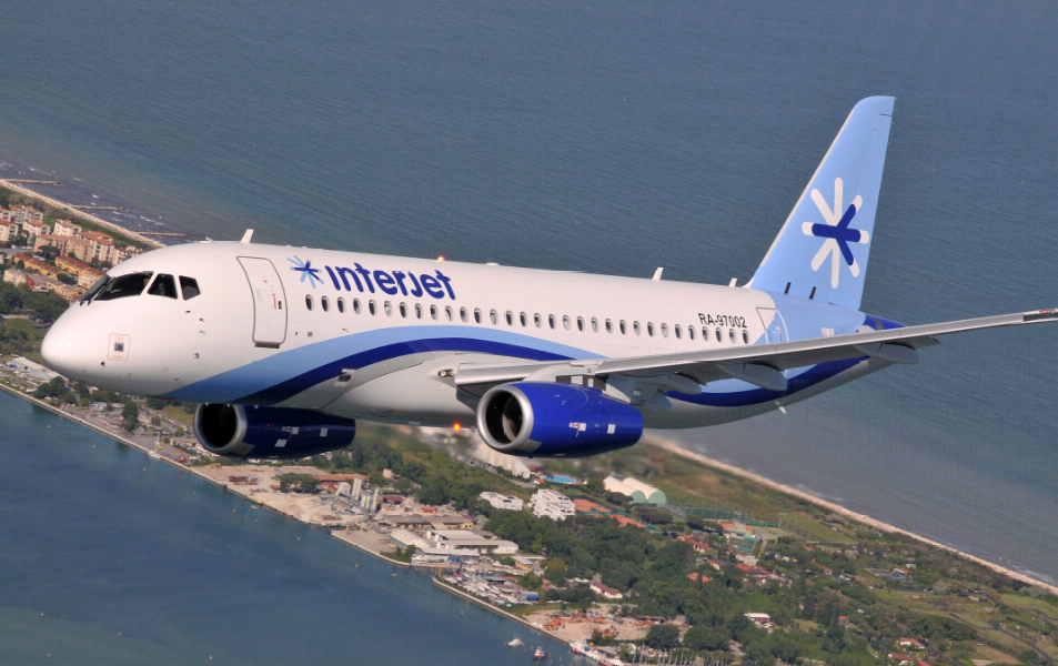 Interjet SSJ