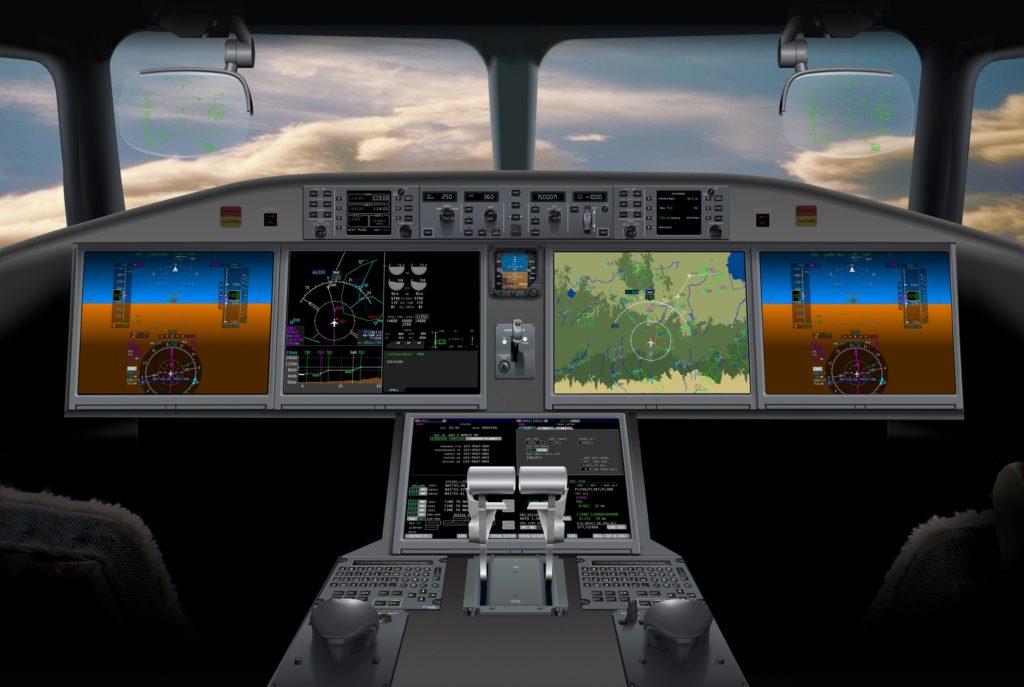 CSeries_ Flight Deck