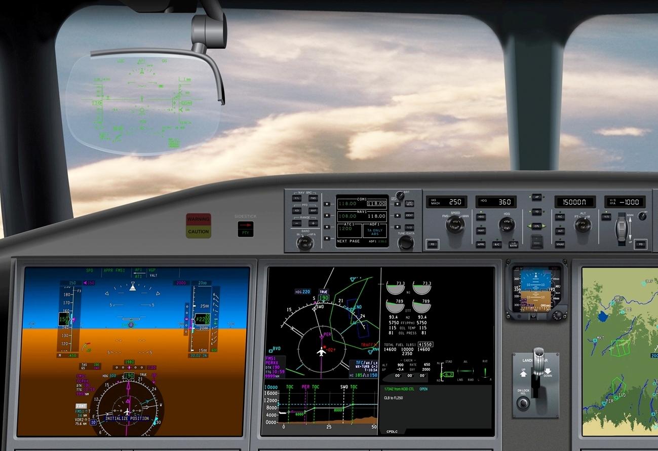 Bjorn's Corner: C Series flight controls - Leeham News and Analysis