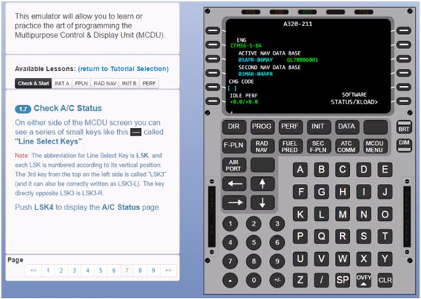 bjorn s corner the role of a flight management system leeham news rh leehamnews com RC Airbus FMS PDF