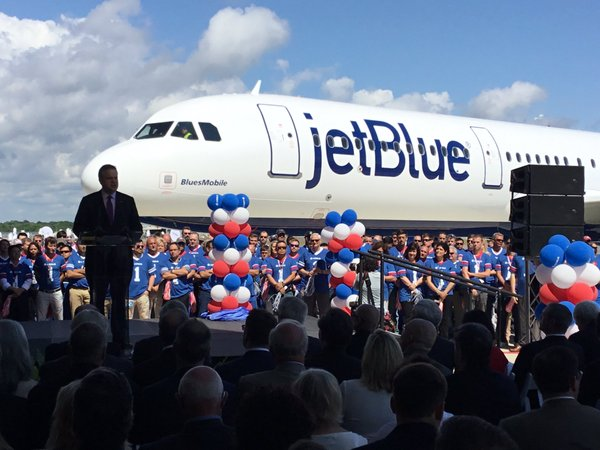 Airbus deliveries first USA-made A321ceo, to JetBlue