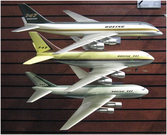 747 early concepts_