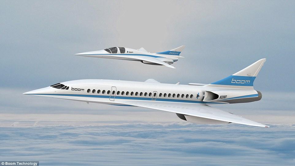 df1a5cf2cbb Will Boom succeed where Concorde failed  - Leeham News and Analysis