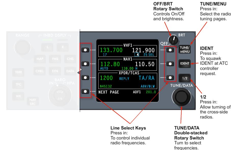 control-tuning-panel