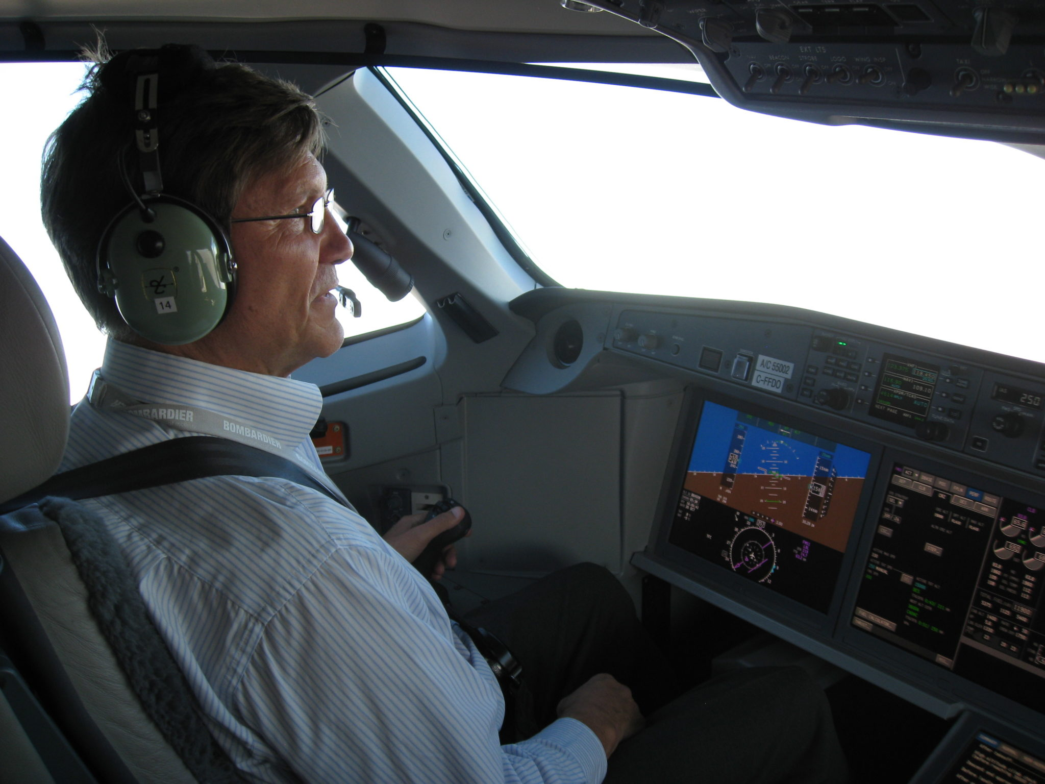 Flying the CSeries - Leeham News and Analysis
