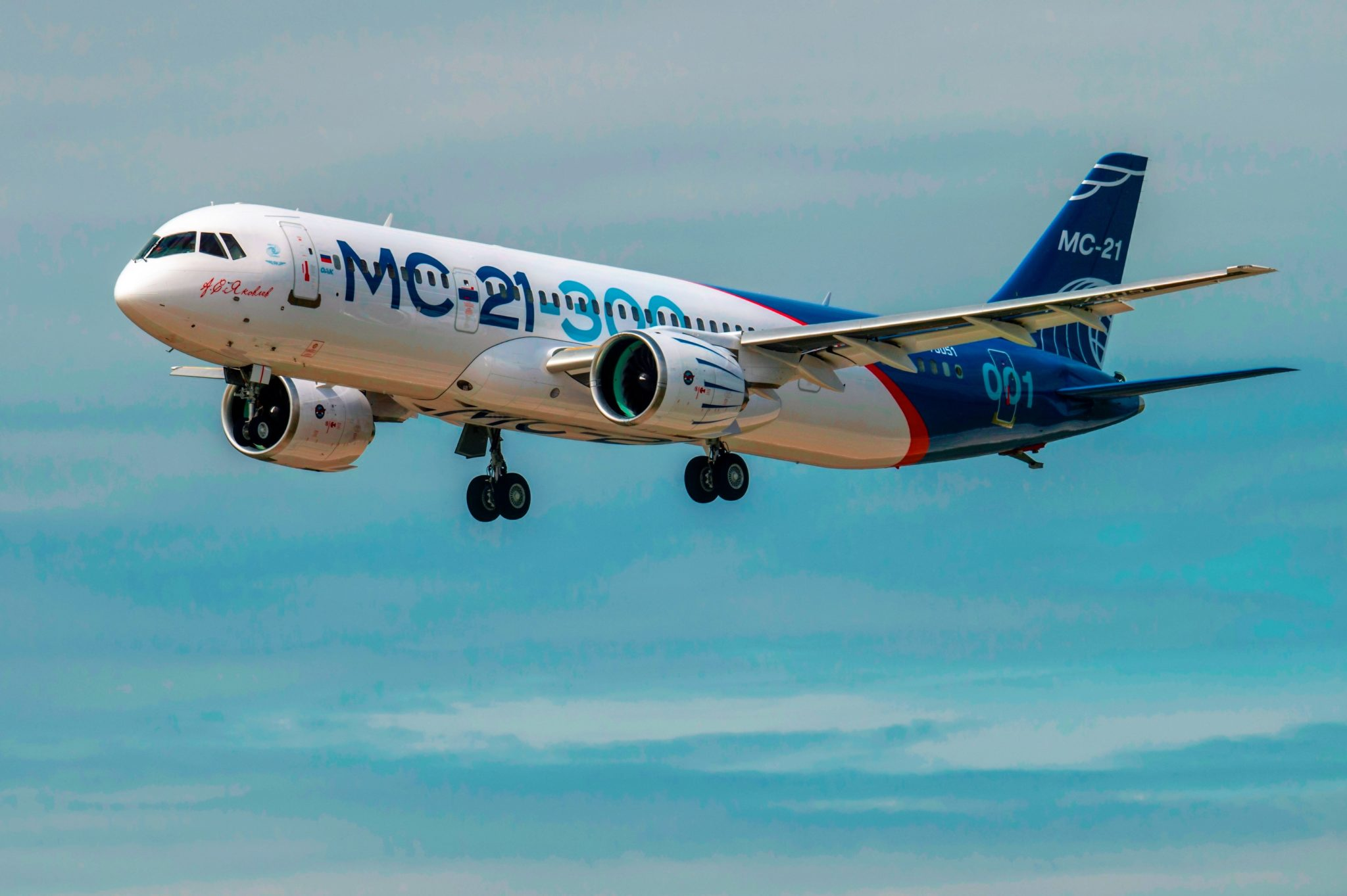2019 Outlook: Irkut leads Russia's airliner industry