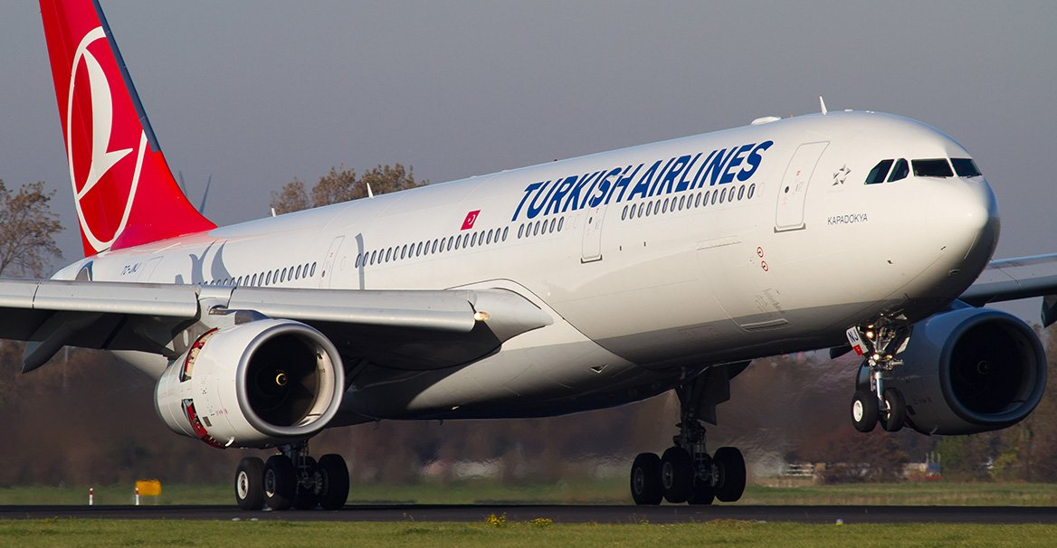 Αποτέλεσμα εικόνας για Turkish Airlines carried 17 million passengers in early 2018