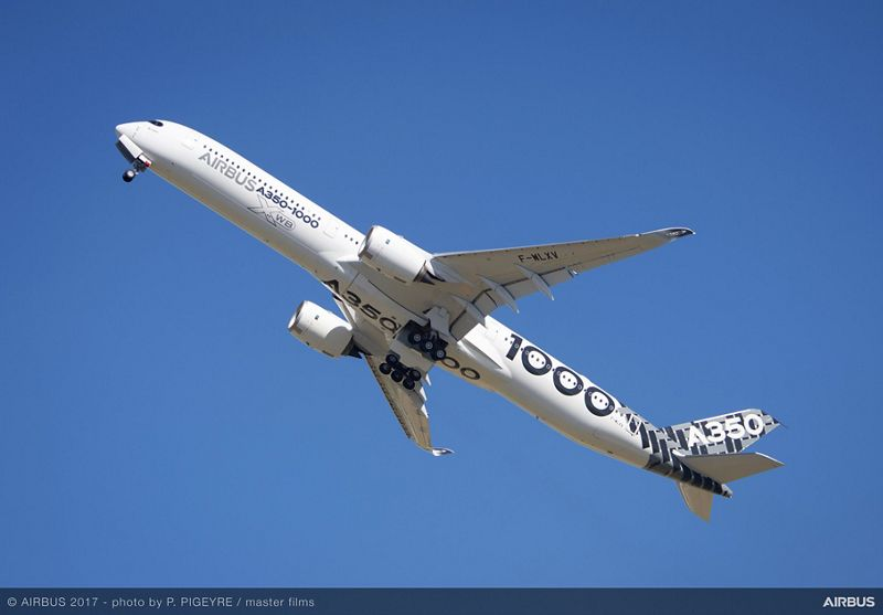Airbus augments A350-1000 capability - Leeham News and Analysis