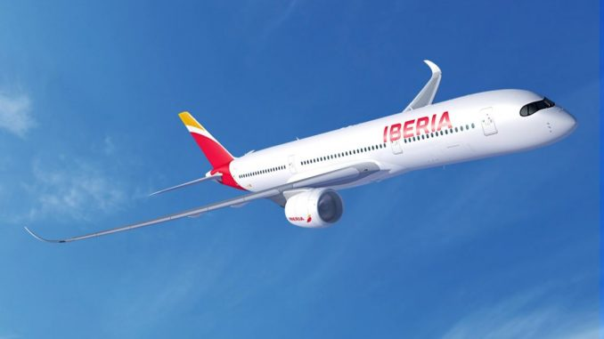 IBERIA gets upgraded A350-900 - Leeham News and Analysis
