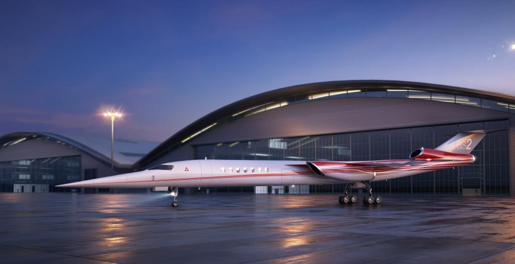 Bjorn's Corner: Supersonic transport revival, Part 15  Wrap