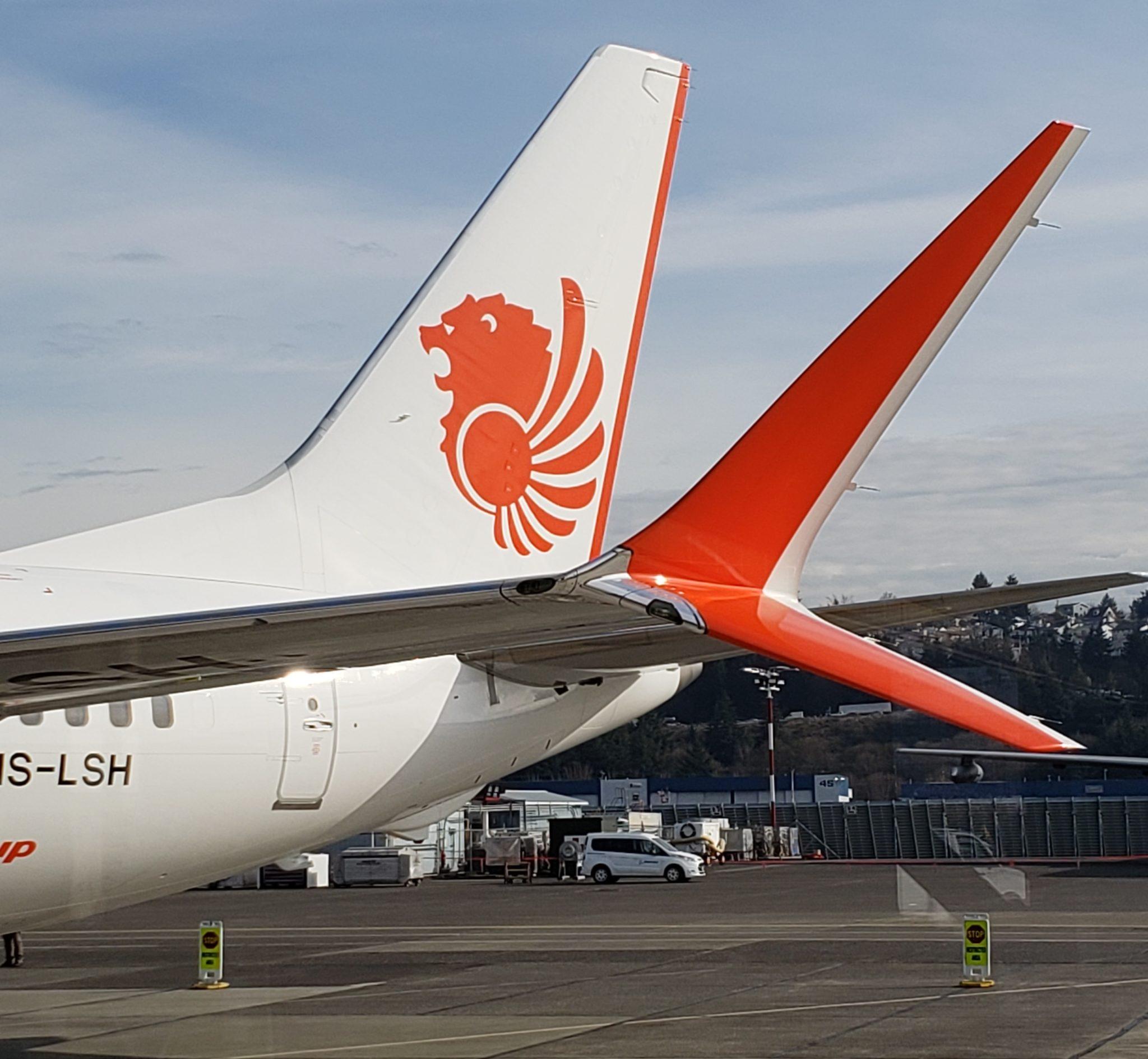Resultado de imagen para Lion Air fleet 737