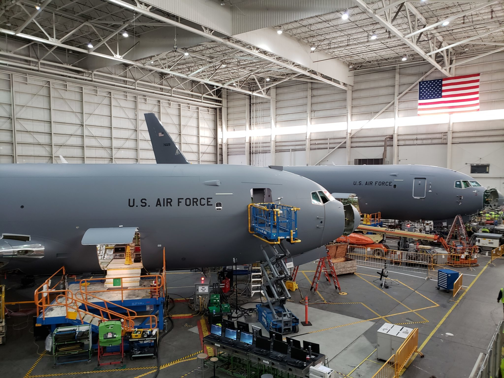 One Boeing, lessons learned from P-8, KC-767 find their way