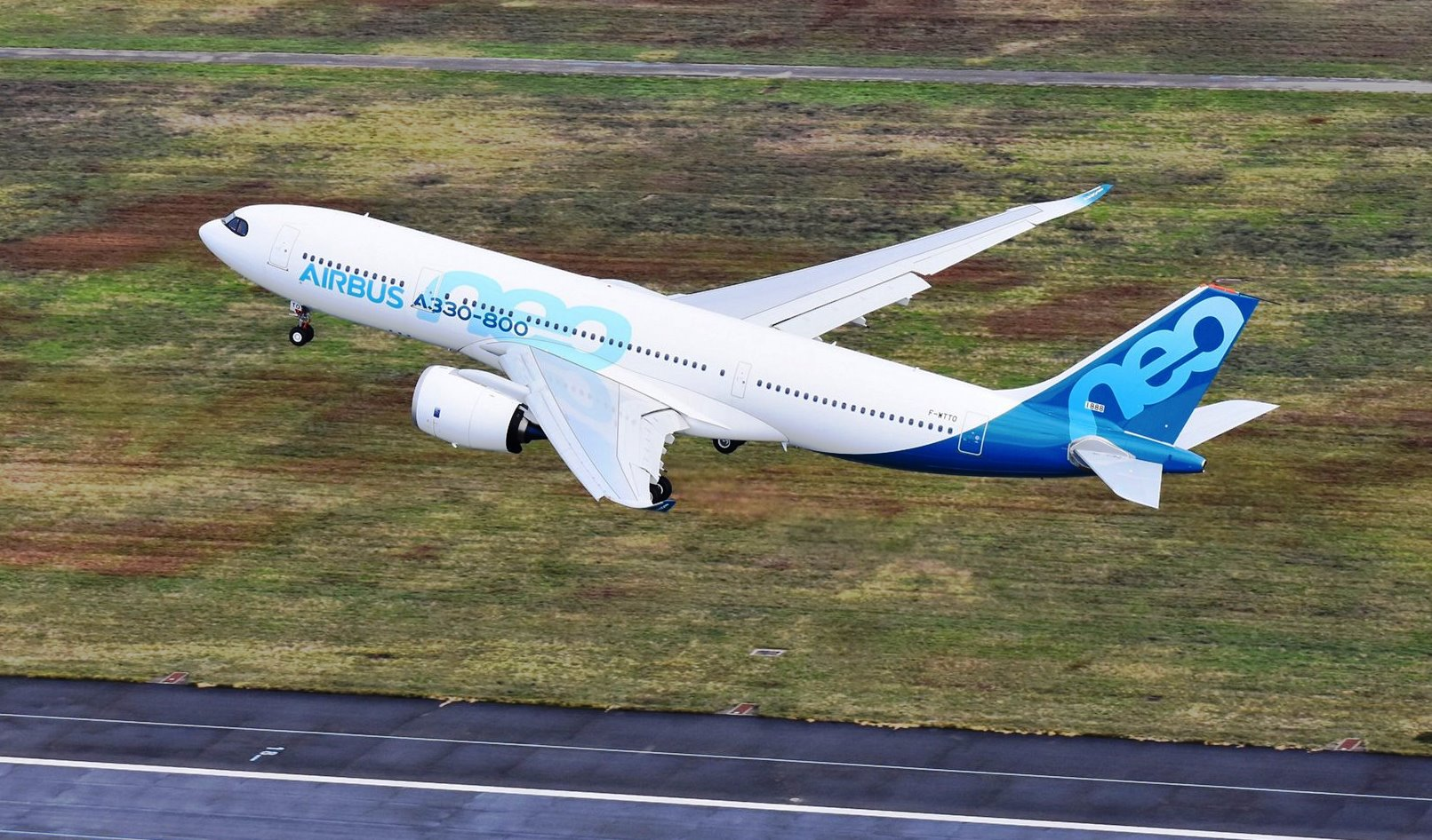 Airbus A330-800 first flight - Leeham News and Analysis