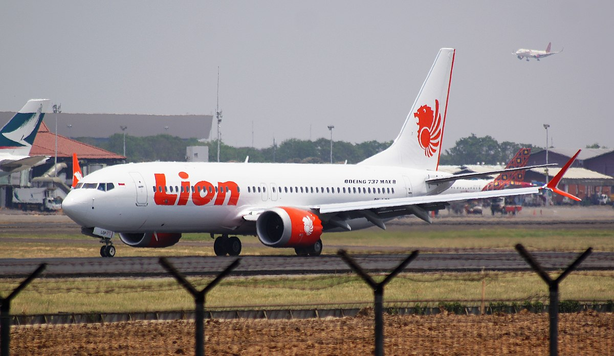 Boeing issues 737 Operations Manual Bulletin after Lion Air